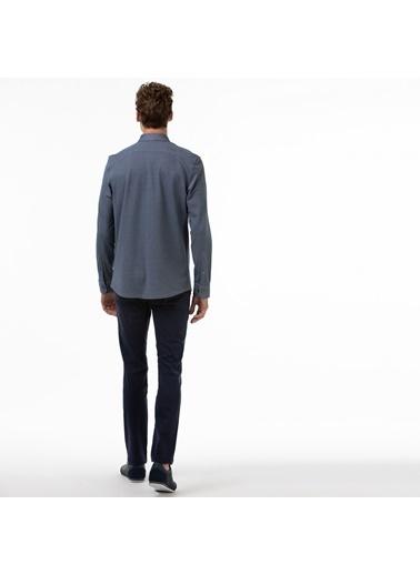 Lacoste Erkek Slim Fit Pantolon HH0027.27L Lacivert